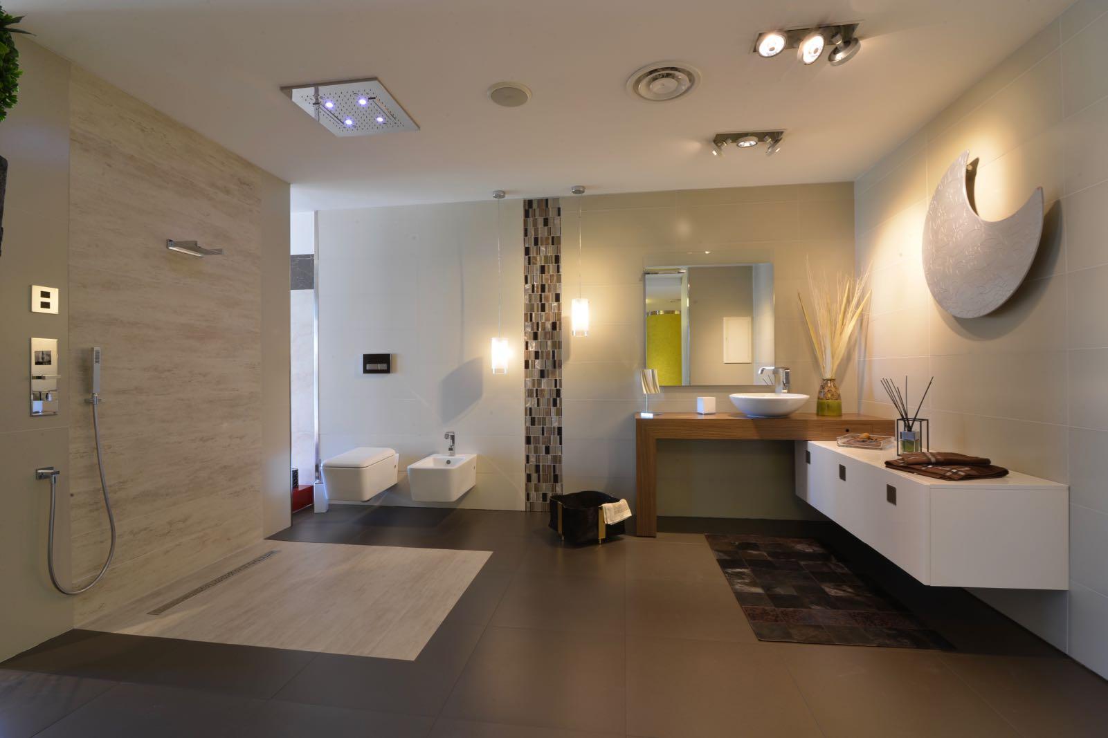 Arredo bagno e lavanderia design casa creativa e mobili - Mobili del bagno ...