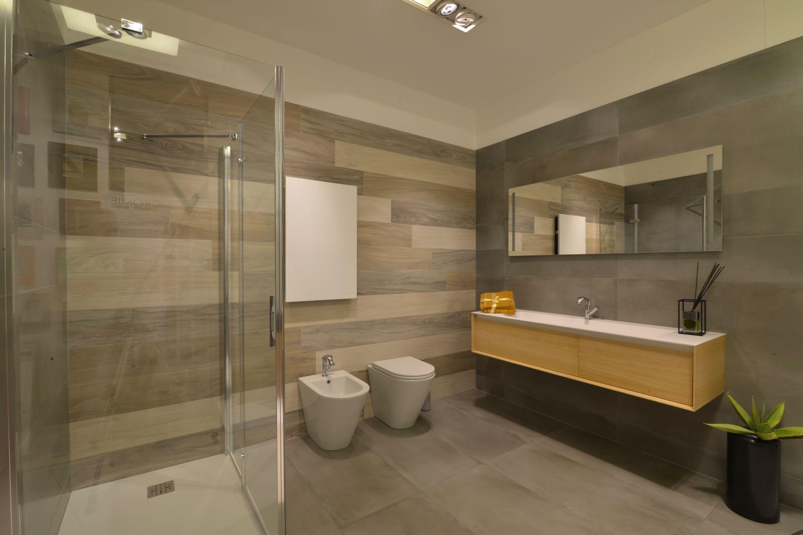 Mobili bagno funzionali design casa creativa e mobili for Immagini arredamento